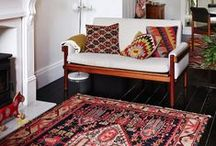 nesting / well styled and often colorful interiors / by Chelsea Macor