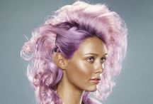 Colorful hair / by Studio Mucci