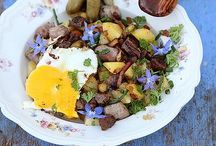 Favorite Recipes for in- & outdoor