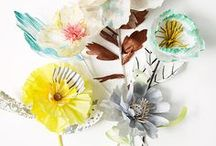 Paper Flowers / by Studio Mucci