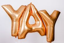 Balloons / by Studio Mucci