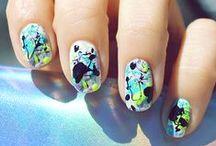 Nail Art Inspiration / by Sarah Goulder