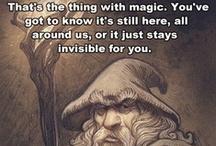 Magick - every little thing / by Júlía Garðarsdóttir