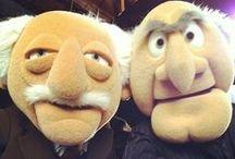 <3 Muppets / by Júlía Garðarsdóttir