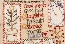 Embroidery/Needlework