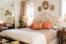 Home : bedroom / by Katie Harness