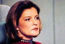 <3 Star Trek - Voyager / by Júlía Garðarsdóttir