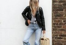 ♥ Wardrobe Envy / Other people's wardrobes I want to steal. From UK fashion bloggers to celebrities such as Alexa Chung. If your wearing dungarees, double denim or a jumpsuit. I'll will find you and pin you!