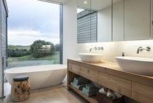 X home; bathroom