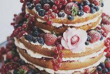 cake walk / cakes too pretty to eat