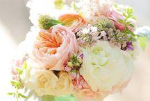 flora / pretty floral arrangements