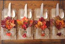 Autumn Holidays / Autumn Holidays and decor