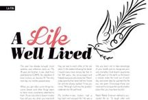 Cindy Burch Writes... / …articles from Living Magazine, Waxahachie, Texas