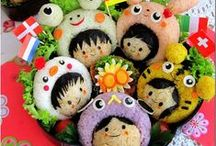 My Bento Addiction / Who doesn't love a cute Bento?  I know I do.