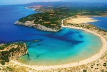 Swimming in Greece / A collection of Greece's best beaches!!