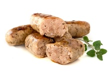 Sausages and Meats / Delicious sausages and meats that will have your guests coming back for more!  Whenever possible, we carry our meats and sausages made of all natural humanely raised meat that contains no preservatives or hormones.