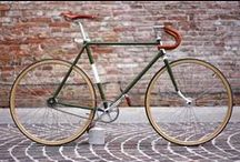 Bicycles Inspiration / Fixed Gear Bikes, Single Speed, Design and Retro Bicycles inspirations. Follow us and feel free to Pin!  http://thebikemessenger.com