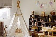 Kids Rooms / by Phoebe Carmichael