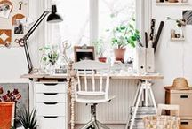 Crafty/Work space