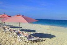Turks & Caicos / Tropical paradise at Ocean Club Resorts in Providenciales, Turks & Caicos