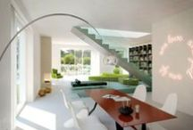 Inspiring Modern Interiors / Simplicity, serenity and sophistication breathing throughout the space.