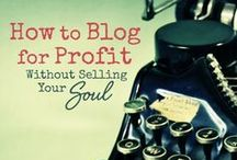 Moola and Blogging / by Fabulous Blogging