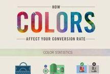 Color Palettes for Design / by Fabulous Blogging