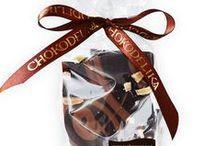 Chocodelika / Шоколадные изделия от Chocodelika
