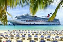 Carnival Freedom Cruise / The #CarnivalFreedom features Carnival's new Camp Ocean and the Seuss At Sea program for families along with lots of great Fun Ship 2.0 features. It's a great choice for a family vacation or multigenerational trip. Loved the ship's Southern Caribbean itinerary visiting Grand Turk, La Romana, Curacao and Aruba, too.