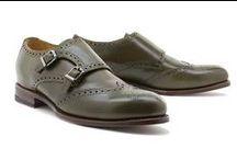 Carsten Moch Monk Shoes / Rahmengenähte Schuhe, von Maßkonfektion bis Maßschuh