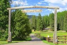 Bar W Guest Ranch / There's so much to do on a family vacation to this destination ranch in Montana!