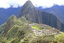 Peru & Machu Picchu / Experiencing Machu Picchu and Peru with Austin Adventures
