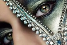 Creative MakeUp / This board is all about creative/editorial makeup inspiration.