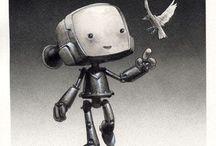 Robots / by Anne Leclerc
