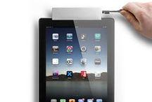 Das sDock System macht mehr aus dem iPad / Hängen Sie Ihr iPad an die Wand! Wandhalterung für iPad 2 + 3, iPad Air und iPad Mini   Das sDock System für Wand und Tischmontage
