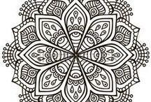 [ Mandalas & Arts to draw ]