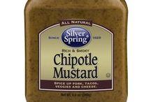 Chipotle Mustard / We've harnessed the classic chipotle pepper into the versatility of a mildly spicy mustard. From grilled meats and sandwiches to your favorite vegetables and dips, you can add a flair of the southwest cuisine to any meal. GIVEITZING™