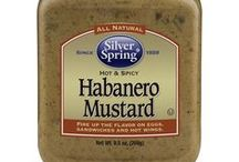 Habanero Mustard / #SilverSpringFoods #Habanero Mustard @SilvSprngFoods / by Silver Spring Foods, Inc.