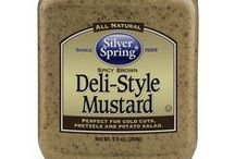 Deli Style / #SilverSpringFoods #DeliStyleMustard @SilvSprngFoods  / by Silver Spring Foods, Inc.