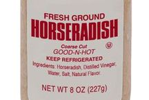 Fresh Ground Horseradish / #SilverSpringFoods #FreshGroundHR @SilvSprngFoods / by Silver Spring Foods, Inc.