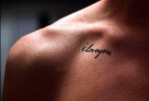 Tattoos I'd like to do