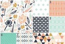 Pretty Patterns / by Christina Inserra