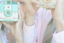 Cameras and Photos / by Hannah