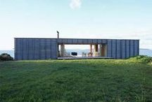 Cabins / contemporary cabins I containers I second homes I caravans
