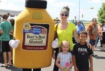 2013 National Mustard Day Celebration / Silver Spring celebrated National Mustard Day with the community. #SilverSpringFoods #GIVEITZING™ @SilvSprngFoods / by Silver Spring Foods, Inc.