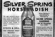 Company History / Silver Spring Company History #SilverSpringFoods #Horseradish #Agriculture #Manufacturing #Mustard #GIVEITZING™ @SilvSprngFoods