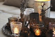 Winter Decor - home