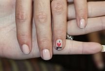 Nails for your wedding / This board will help you get inspired what to do on your wedding day.