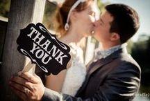 save the date/ faire part/ remerciement pour un mariage