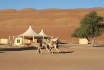 Beautiful desert scenery / There are beautiful deserts around the world. / by Fang-Yao Lu